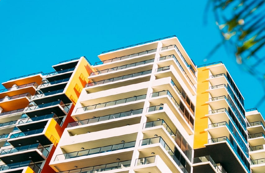 Komfortowe mieszkania na przedmieściach