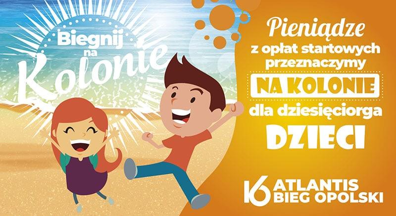 Atlantis Bieg Opolski – Sportowa Impreza Dla Każdego