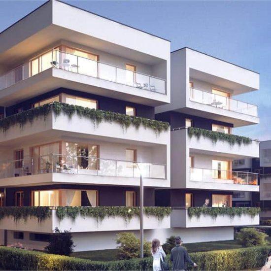 Platinium2 apartamenty