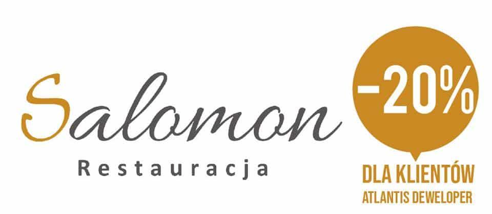 """Nasz partner ,,Restauracja Salomon"""""""