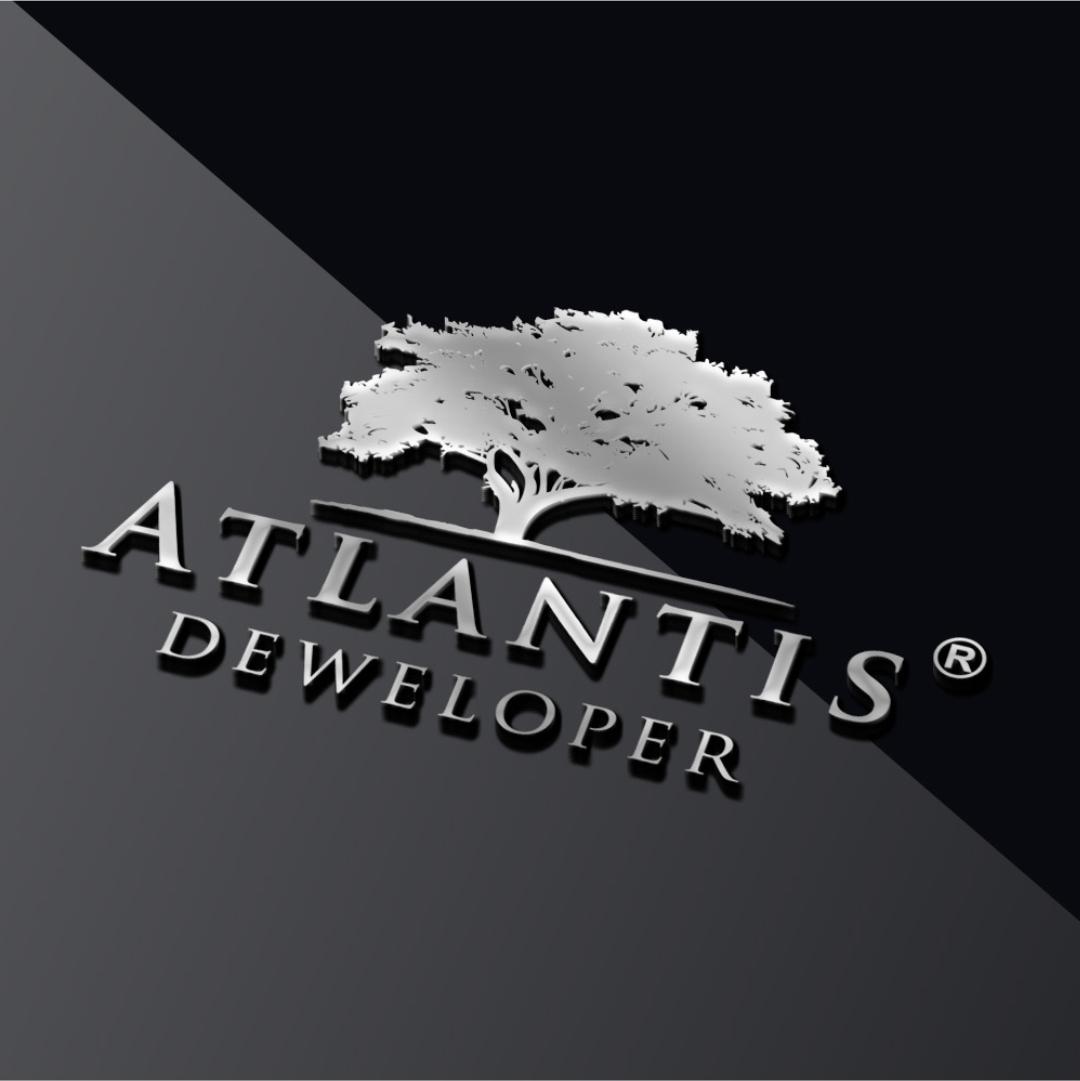atlantis deweloper opole logo znak towarowy